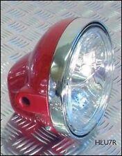 Luces e indicadores color principal rojo para motos Yamaha