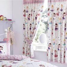 Rideaux rose pour enfant Chambre