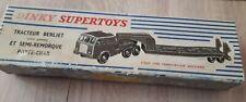 Dinky Toys Français originale Boite vide REF 890