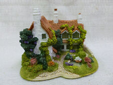 Lilliput Lane Burnham Thorpe Rectory Cottage 2004 The British Collection L2827