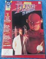 DC Comics The All New Flash T.V. Special #1 1991 Behind The Scenes Episode Guide