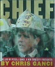 FIRE DEPARTMENT OF NEW YORK CHIEF PETER J. GANCI, 2003 BOOK