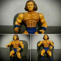 Rare Vintage Galaxy Warriors He-Man Knock Off Bootleg Action Figure Sungold 80s