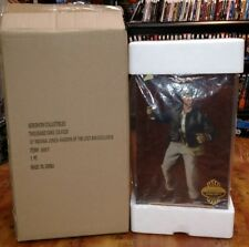 "SIDESHOW EXCLUSIVE 12"" INDIANA JONES RAIDERS OF THE LOST ARK #39051 NEW SHIP BOX"