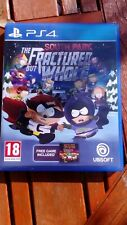 PS4 PlayStation Game South Park The Fractured But Whole no codes