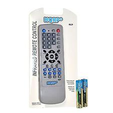 HQRP Remote Control for Panasonic DMP-BD55 DMP-BD70 DMP-BD77 DVD-S48 DVD-S500