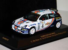 FORD FOCUS WRC #4 C. MCRAE WINNER RALLY ACROPOLIS 2001 IXO RAM019 1/43