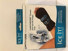"""Ice It! ColdComfort System Join Specific Design Wrist Model#570 4.25"""" x 7"""""""