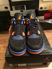size 40 458fd 5de87 Air Jordan 4 IV Retro Cavs Knicks 308497 027 Size 11.5