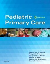 Pediatric Primary Care by C.E. Burns Kindle Edition (*PDF FILE ONLY*) (English)