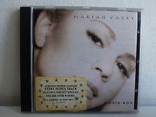CD ALBUM MARIAH CAREY Music box 474270 2