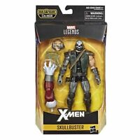 "MARVEL LEGENDS BAF (CALIBAN) SERIES 6"" X-MEN ACTION FIGURE - Skullbuster **NEW**"