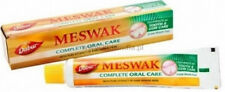 6x Dabur Meswak Toothpaste Herbal-decay plaque tartar gum oral tooth care 200gm