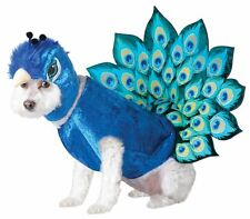 PEACOCK DOG COSTUME - ANIMAL PLANET - SIZE EXTRA SMALL