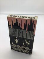 THE NIGHT STALKER Rare Betamax Not Vhs Beta Tape Rare