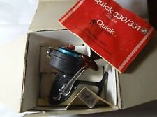 Vintage DAM Quick 330 spinning reel W Germany New in box with Manual unused