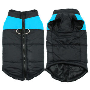 Winter Dog Clothes Small Large Big Dogs Waterproof Pet Coats Vest Jacket 10 Size