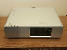 Panasonic Projector PT F300U XGA Silver LCD PJLink Conference Tabletopand