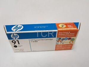 Genuine HP 91 Matte Black Pigment Ink Cartridge 775ml C9464A Designjet Z6100