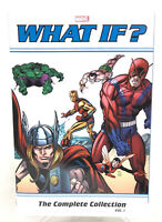 What If? Classic Complete Collection Vol 1 Collects #1-12 Marvel Comics TPB NEW