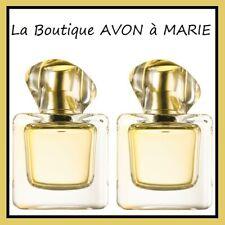 LOT de 2 EAUX de parfum TODAY 50ml vapo de chez AVON neuf