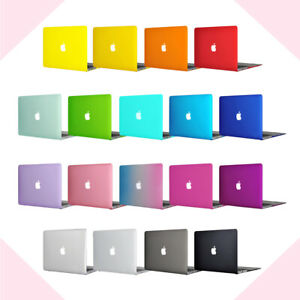 """Laptop Hard Shell Case Bag For 13"""" 15 Inch MacBook Pro 2016-2019 Air 2018 Cover"""