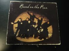 Paul McCartney & Wings '73 Band on the run CD  24 kt Gold  Rare limited