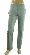 New Mens Greg Norman Attack Life Knit Shark Gray Drawstring Pants S