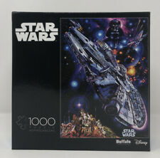 Star Wars Buffalo Games 1000 Pc Puzzle Millennium Falcon You're All Clear Kid