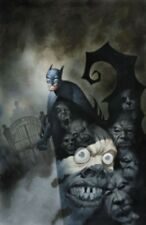 Batman: Arkham Asylum Living Hell Deluxe Edition HC (Hardcover), . 9781401247515