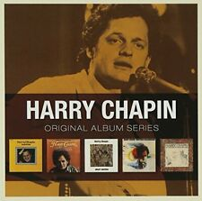 Harry Chapin - Original Album Series [5 Pack] [CD]