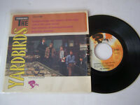 EP 4 TITRES VINYLE 45 T , THE YARDBIRDS , HAPPENING TEN YEARS TIME . VG / VG .