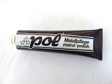 POL Metallpflege (metal polish) Tube mit 150 ml (Politur)