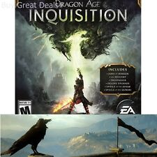 Dragon Age Inquisition For PlayStation 4 Brand New Ps4 Games Factory Sealed