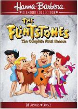 Flintstones: The Complete First Season - 4 DISC SET (2017, REGION 1 DVD New)