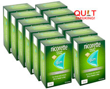 Nicorette Chewing Gum Orginal 2mg Quantity 210 - Pack of 12