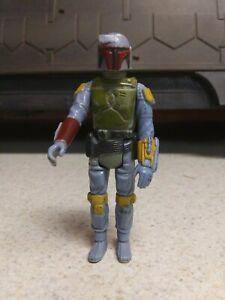 Star Wars Vintage Kenner Boba Fett 1979 3.75 Action Figure