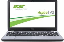 Acer Aspire v3 572 2x1.4ghz,8gb,1tb+8gb ssd, usb3, ultrabook, KO éclairé, w8.1, 2j