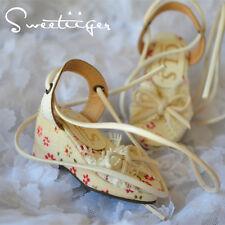 【Tii】1/4 BJD shoes flower fantasy sandals MSD MDD Super Dollfie mini fee DK Luts
