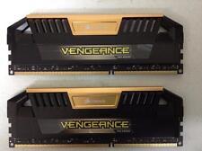 Corsair Vengeance Pro Series 16GB 2 x 8GB DDR3 DRAM 2400MHz C11 Memory Kit 1.65V