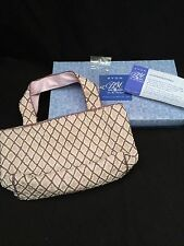 RARE!! AVON Hand Beaded Satin Evening Bag - NEW IN BOX!!