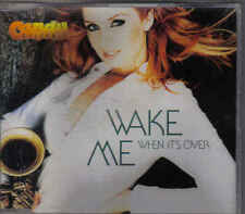 Candy Dulfer-Wake Me When It s Over cd maxi single