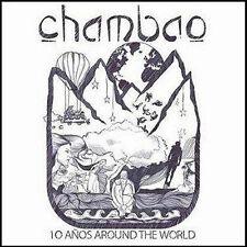 Chambao - 10 Anos Around The World  (CD) NEW