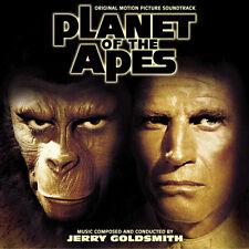 LA PLANETE DES SINGES (PLANET OF THE APES) MUSIQUE DE FILM- JERRY GOLDSMITH (CD)