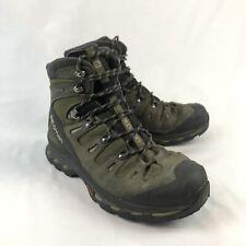 Salomon Quest 4D 3 GTX Mens 9 Goretex Mid Hiking Trail Boots