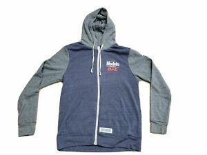 UFC Modelo Pomo Hoodie Sweatshirt Jacket LARGE Brand New!