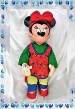 Automate Doudou Peluche  Minnie au Yoyo Fomasa Disney