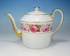 "Royal Limoges ""Rose de Paris"" Teekanne 1,6 Liter"