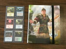 Masters 25 Complete Set, Tokens, Binder Near Mint Nm / M Magic the Gathering Mtg