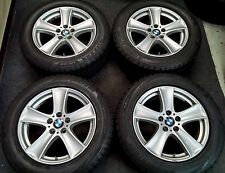 "4 Factory BMW E70 X5 3.5 4.8 5.0 18"" OEM Wheels & Snow Tires X70 X6"